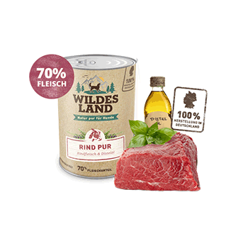 Wildes Land – Rind PUR