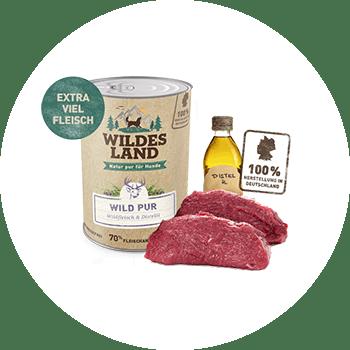 Wildes Land – Wild PUR
